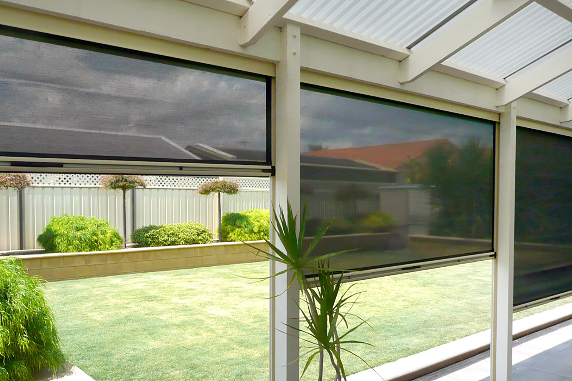 Ziptrak - KC Awnings - Awning Fabricator Central Coast
